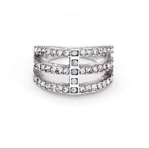 Chloe + Isabel Modern Mosaic Ring
